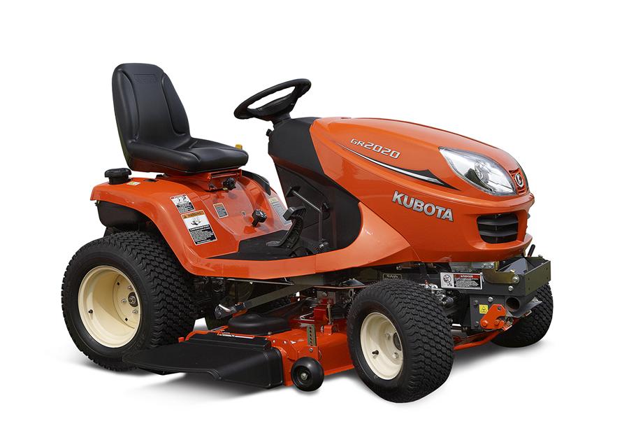 Kubota Riding Mowers Lawn And Garden Tractors Bobby