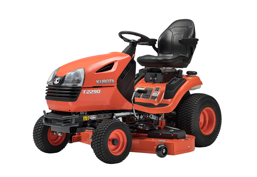 Kubota Riding Mowers Lawn And Garden Tractors Bobby