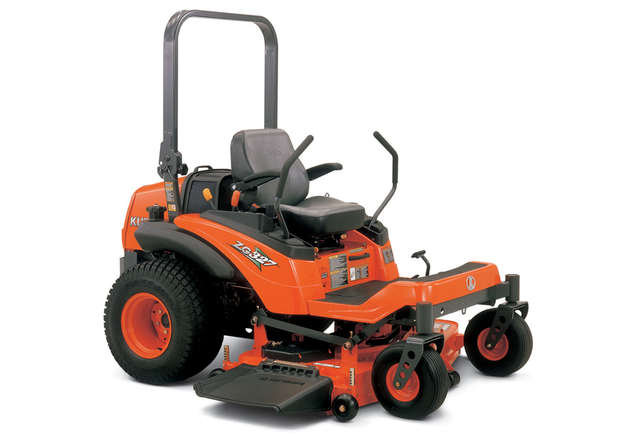 Stand Behind Lawn Mower >> ZG300 SERIES - Bobby Ford Tractor & Equipment