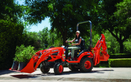 Track Loader For Sale >> Choosing the Best Small Farm Tractor for the Money | Bobby ...