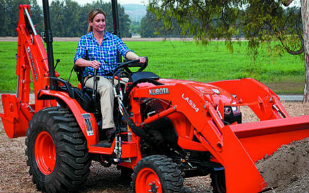 Walk Behind Tractor >> What Size Tractor Do I Need? | Kubota Horsepower ...