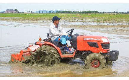 Kubota gray market tractors