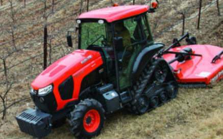 Kubota maintenance schedule feature