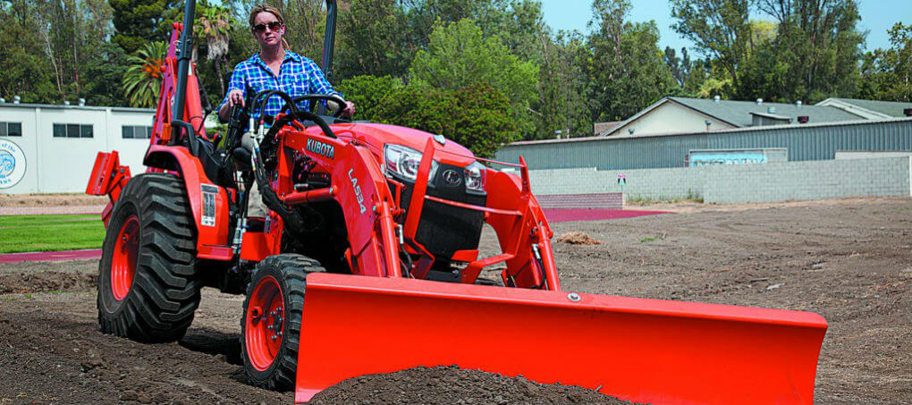 Kubota Tractor Transmission Types & What They Mean