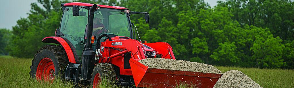 Where Are Kubota Tractors Made? | Tractor/Engine