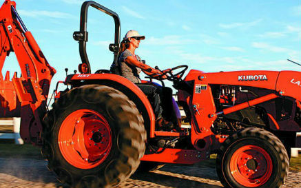 who makes Kubota?