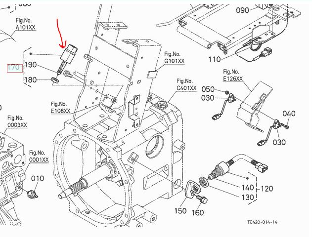 Kubota Tractor Safety Switch Locations