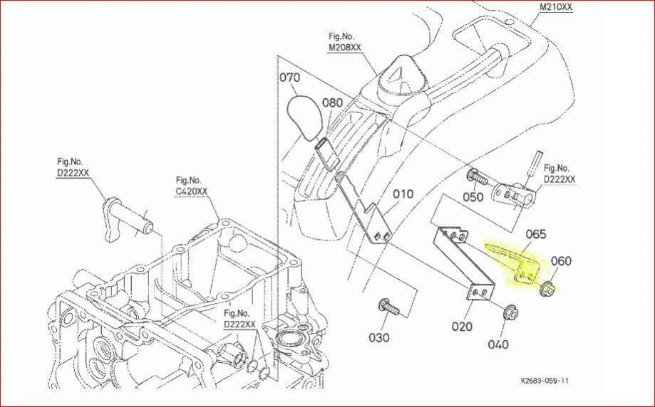 Kubota Tractor Safety Switch Locations | Bobby Ford Tractor ... on