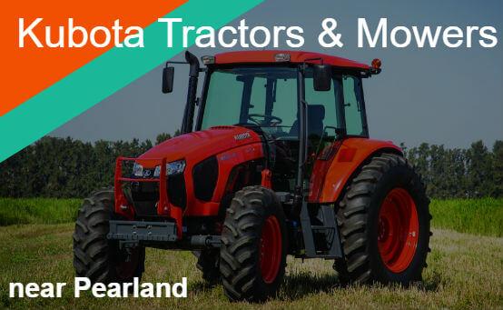 Kubota Tractors Mowers Near Pearland