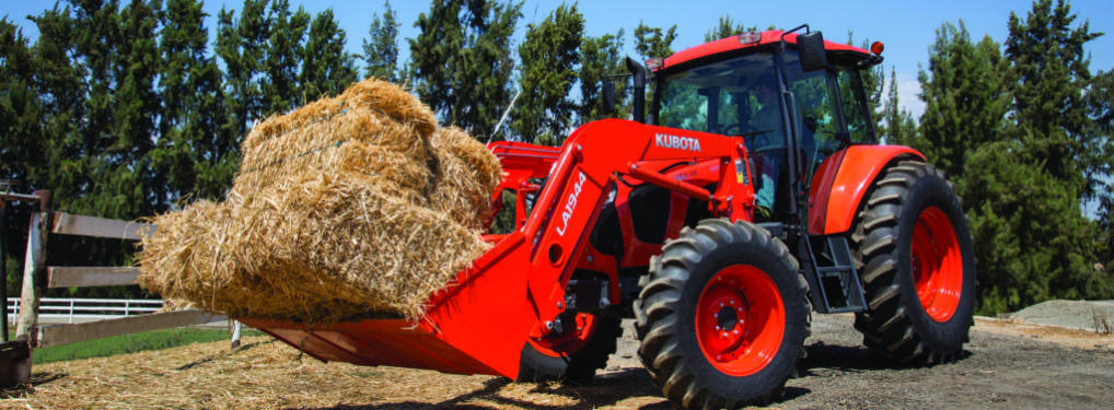 Kubota vs. Massey Ferguson compact tractor