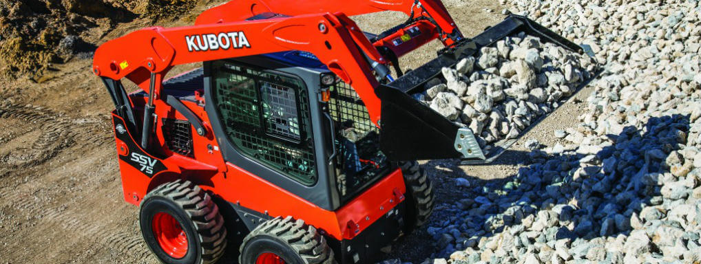 Bobcat vs. Kubota skid loader