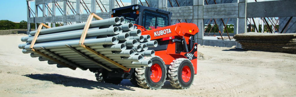 Kubota skid steer vs. Bobcat