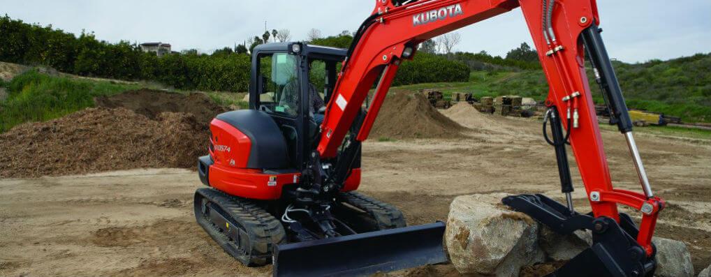 mini excavator brands