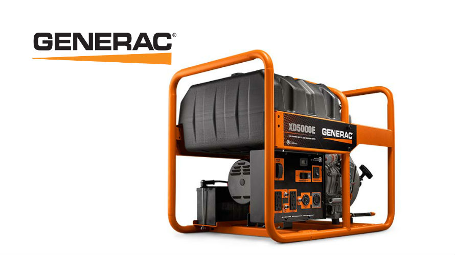Generac® Commercial Generators
