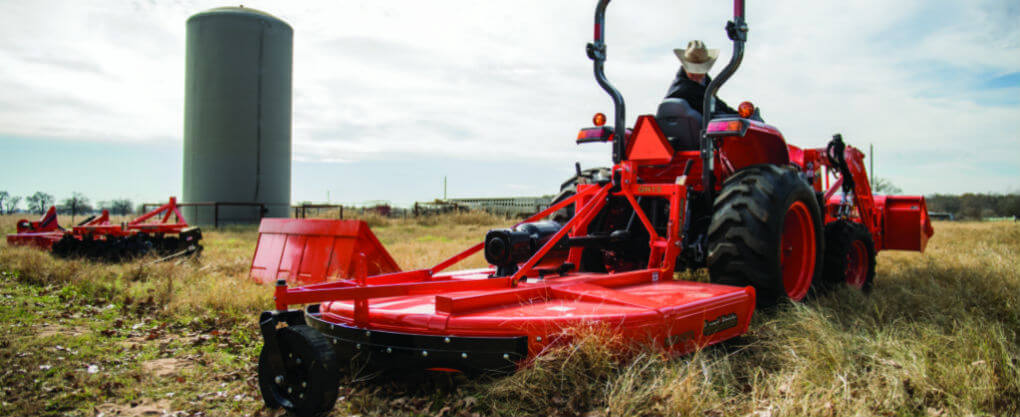 Kubota Tractor PTO Problems - How to Engage PTO | Bobby Ford