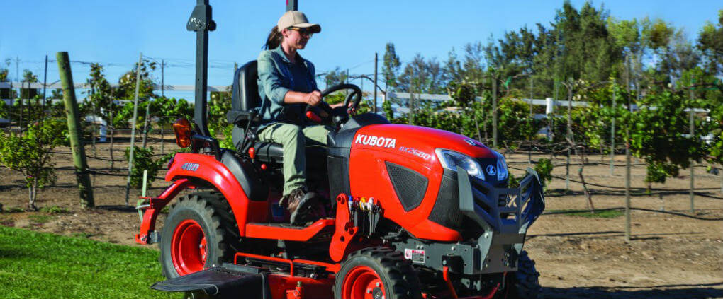 How to Drive a Kubota Tractor | Controls & More | Bobby Ford Kubota