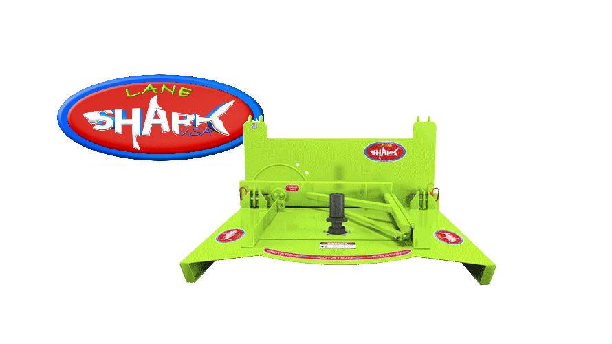 Lane Shark Tractor Brush Cutter