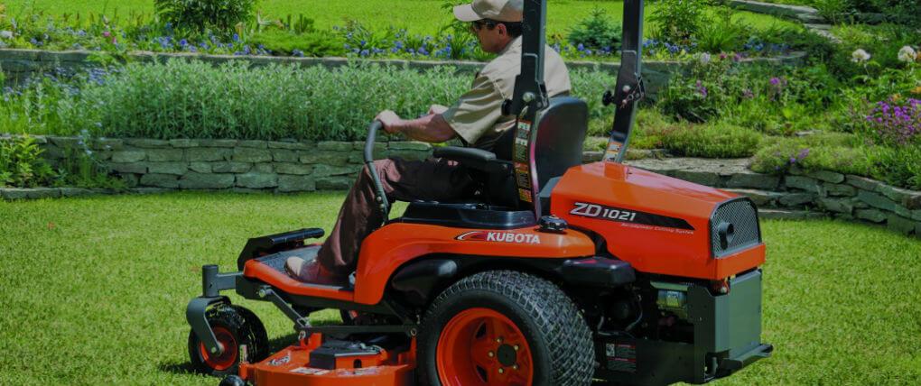 zero turn vs. lawn tractor
