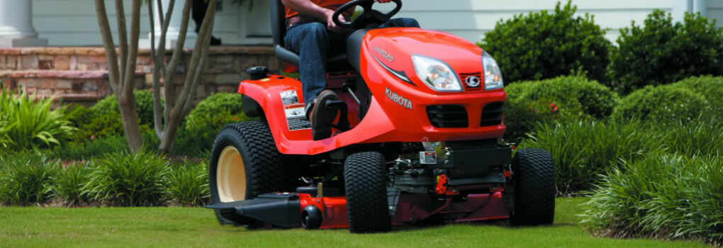 what size riding mower for 1 acre?