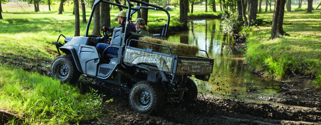 best utility side by side UTV brands