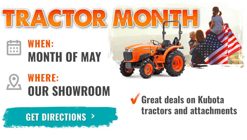 Kubota Dealer in Houston, TX   Bobby Ford Tractor & Equipment