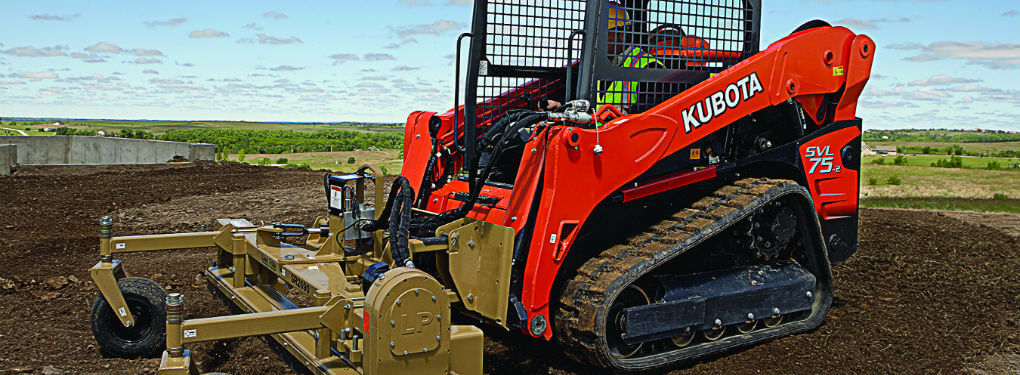 skid-steer vs. track loader