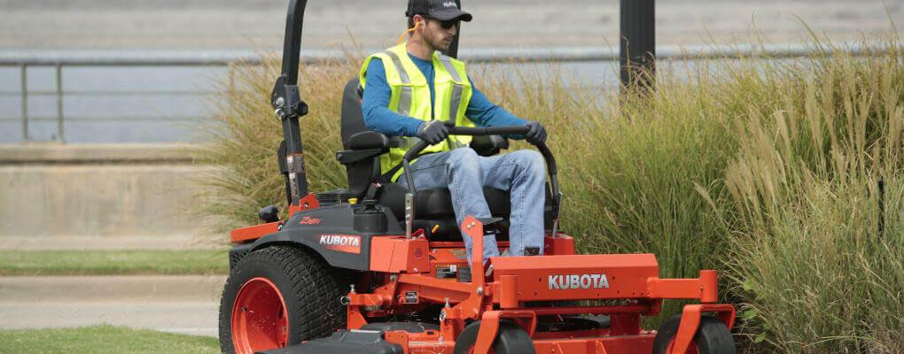 Kubota vs. Bad Boy zero-turn mowers