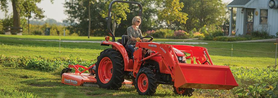 LS Tractor vs. Kubota