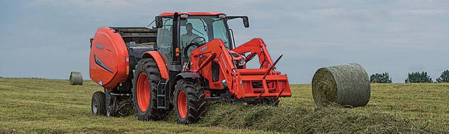 Case vs. Kubota tractors