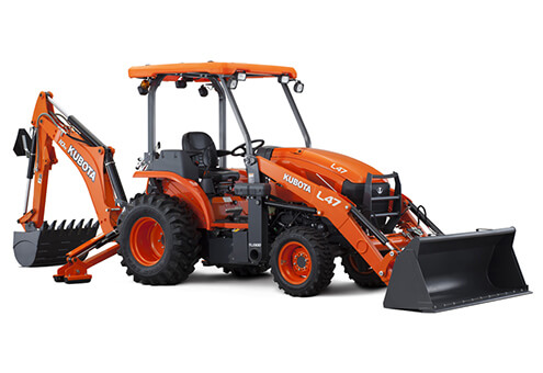 Kubota L47 tractor - Texas